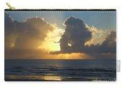 Sea Island Sun Rays Carry-all Pouch