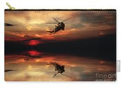 Sea King Sunset  Carry-all Pouch