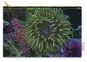 Sea Life Digital Art Carry-all Pouch
