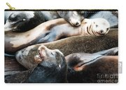 Sea Lion Dreams Carry-all Pouch