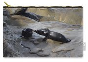 Sea Lion Kiss  Carry-all Pouch
