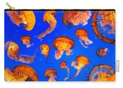 Sea Nettle Dancing Lanterns Carry-all Pouch