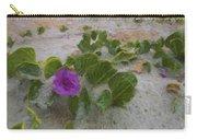 Sea Oat Purple Carry-all Pouch