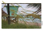 Sea Oats And The Tower Carry-all Pouch