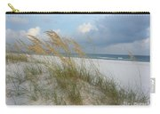 Sea Oats  Blowing In The Wind Carry-all Pouch