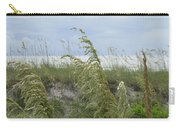 Sea Oats Up Close Carry-all Pouch