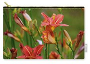 Sea Of Lilies Carry-all Pouch