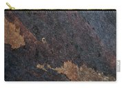 Sea Of Rust Carry-all Pouch by Fran Riley