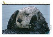 Sea Otter Grooming Carry-all Pouch