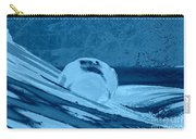 Sea Rose Carry-all Pouch