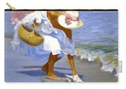 Sea Shell Pink Carry-all Pouch
