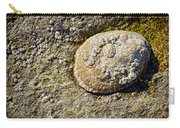 Sea Shell Rock Carry-all Pouch