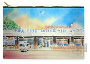 Sea Side Drive In Carry-all Pouch