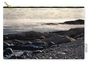 Sea-smoke At Schoodic Carry-all Pouch