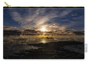 Sea Smoke Panorama Carry-all Pouch