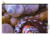 Sea Snail Shells Carry-all Pouch