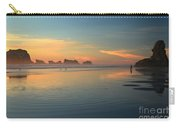 Sea Stack Photographer Carry-all Pouch by Adam Jewell
