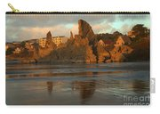 Sea Stacks And The City Carry-all Pouch