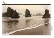 Sea Stacks At Bandon 2 Carry-all Pouch