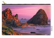 Sea Stacks Clearing Storm Harris State Beach Oregon Carry-all Pouch