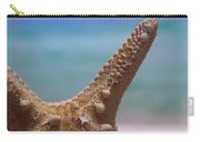 Sea Star And Ocean Carry-all Pouch