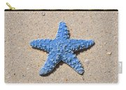 Sea Star - Light Blue Carry-all Pouch