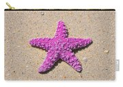 Sea Star - Pink Carry-all Pouch