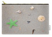 Sea Swag - Green Carry-all Pouch