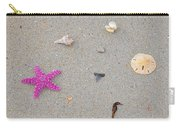 Sea Swag - Pink Carry-all Pouch