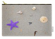 Sea Swag - Purple Carry-all Pouch