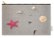 Sea Swag - Red Carry-all Pouch by Al Powell Photography USA