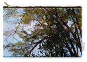 Sea Through Trees Carry-all Pouch