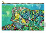 Sea Turtle Sam Carry-all Pouch
