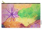 Sea Urchins - Abstract Carry-all Pouch