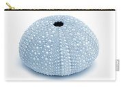 Sea Urchins Blues Vertical Carry-all Pouch