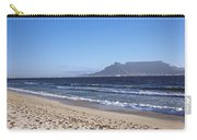 Sea With Table Mountain Carry-all Pouch