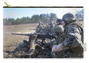 Seabees Fire The M2 .50-caliber Machine Carry-all Pouch