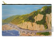 Seacliff Bridge Carry-all Pouch