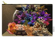 Seagrove Rose Carry-all Pouch