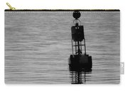 Seagull And Buoy Carry-all Pouch