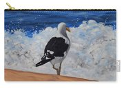 Seagull And Surf Carry-all Pouch