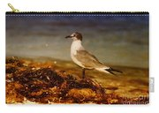 Seagull At The Keys Carry-all Pouch