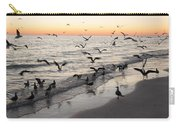 Seagulls Feasting Carry-all Pouch
