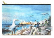 Seagull In Essaouira In Morocco Carry-all Pouch