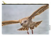 Seagull Inflight Oil Carry-all Pouch by Deborah Benoit