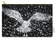 Seagull - Oil Portrait Carry-all Pouch