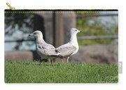 Seagull Opposites Carry-all Pouch