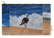 Seagull Triptych Carry-all Pouch