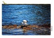 Seagull Wings Lifted Carry-all Pouch