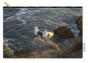 Seagulls Aka Pismo Poopers Carry-all Pouch